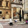 The well in Montepulciano\'s Piazza Grande